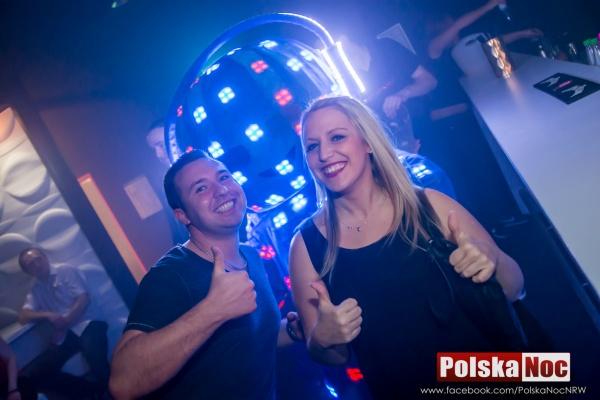 Polska Noc Hagen - LED-Roboter Show